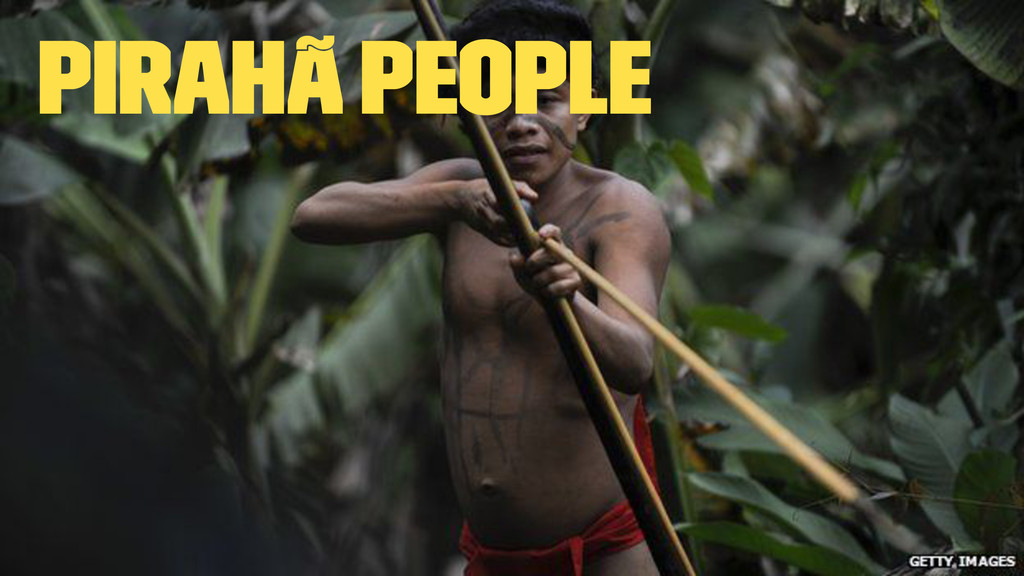 Pirahã people
