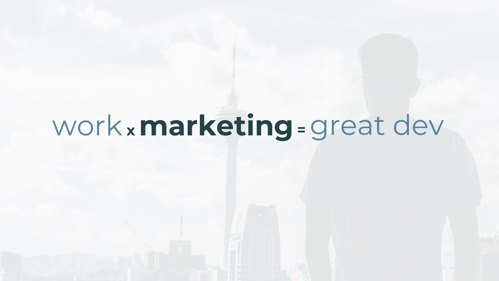 workx marketing= great dev