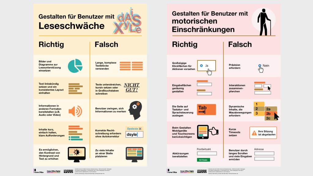 Gestalten für Benutzer mit Leseschwäche XyL dAS...