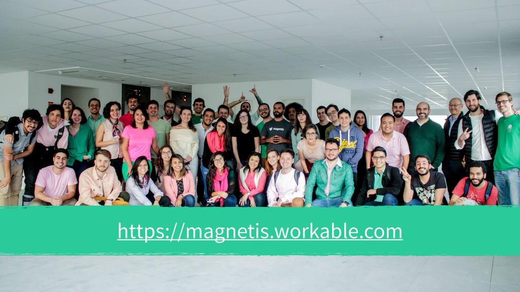 https://magnetis.workable.com