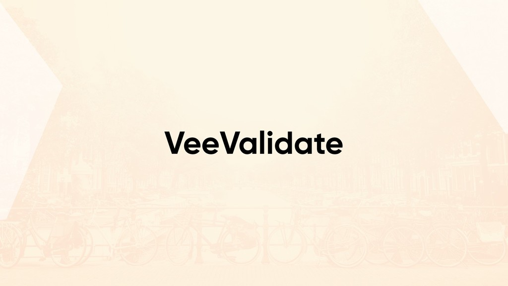 VeeValidate