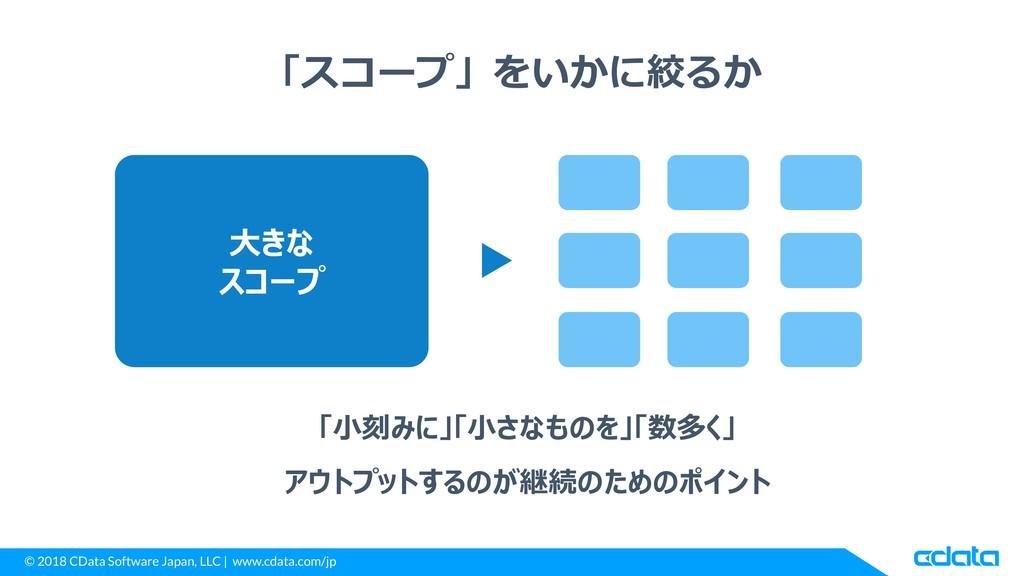 © 2018 CData Software Japan, LLC | www.cdata.co...