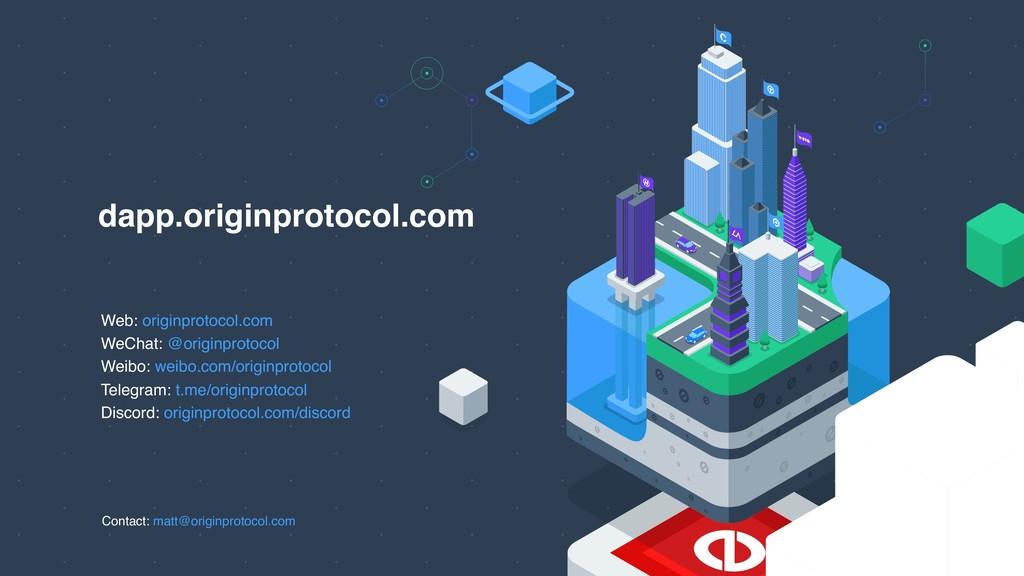 dapp.originprotocol.com Web: originprotocol.com...