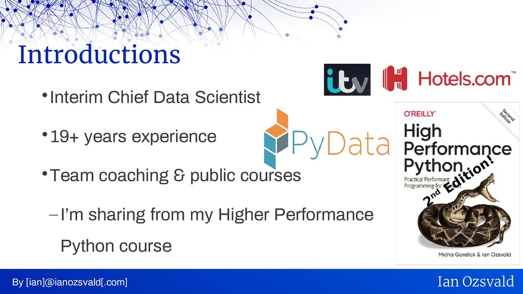  Interim Chief Data Scientist  19+ years expe...