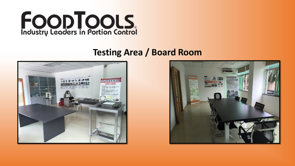 Testing Area / Board Room