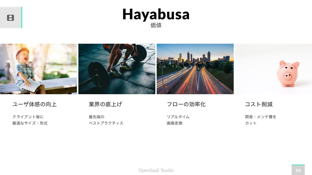 OpenSaaS Studio Hayabusa Ձ 59 Ϣʔβମײͷ্ ۀքͷఈ্͛ ...