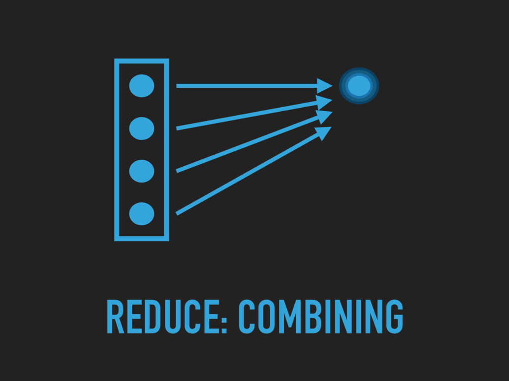 REDUCE: COMBINING