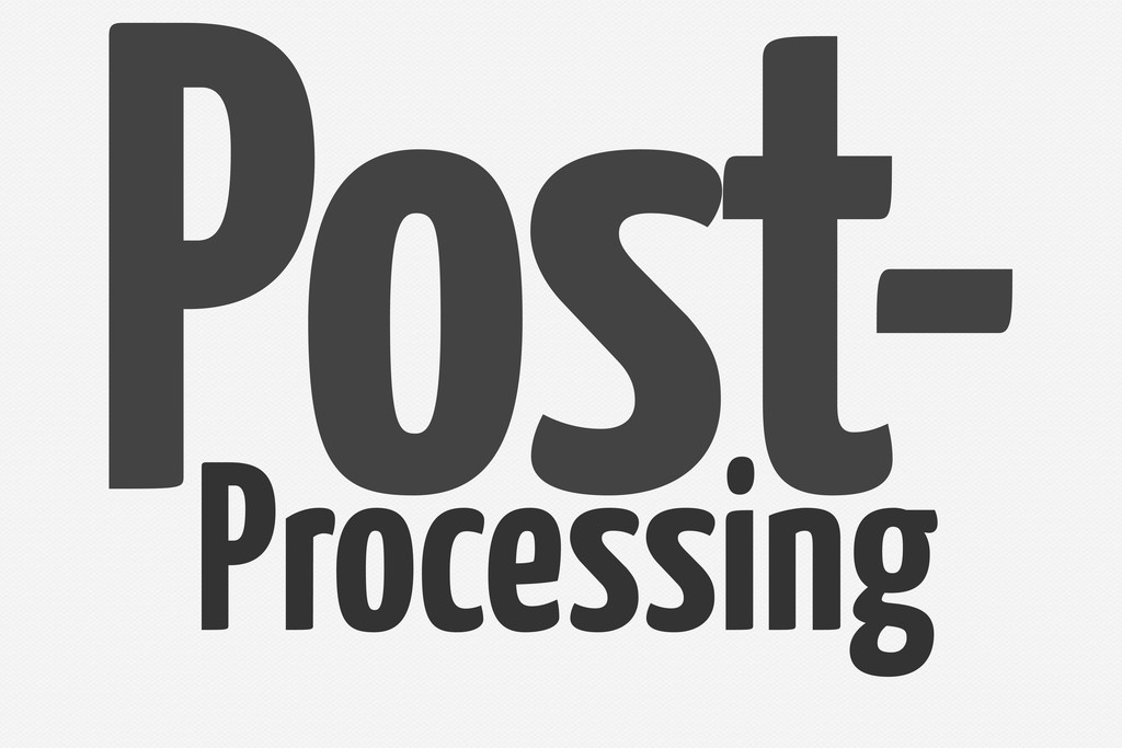 Processing Post-