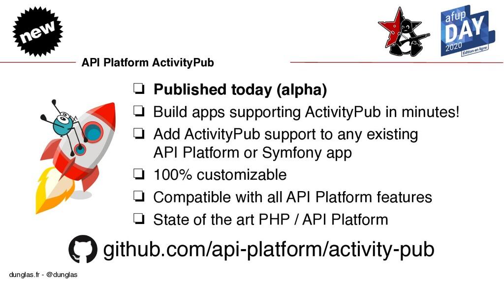 dunglas.fr - @dunglas API Platform ActivityPub ...