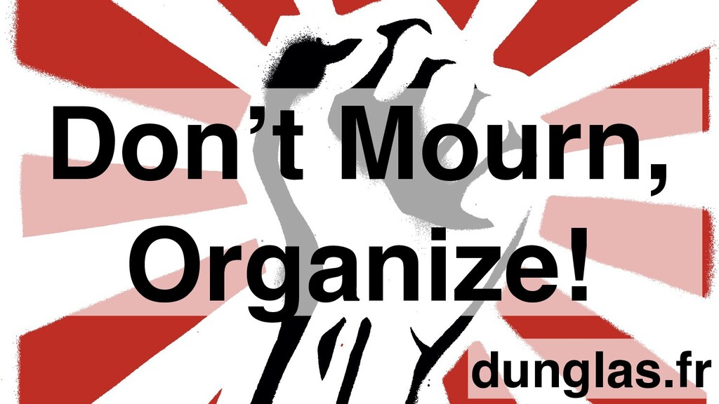 Don't Mourn,