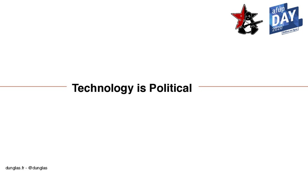dunglas.fr - @dunglas Technology is Political