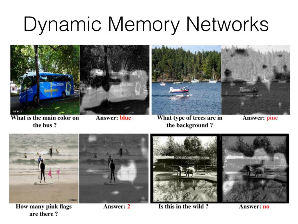 Dynamic Memory Networks