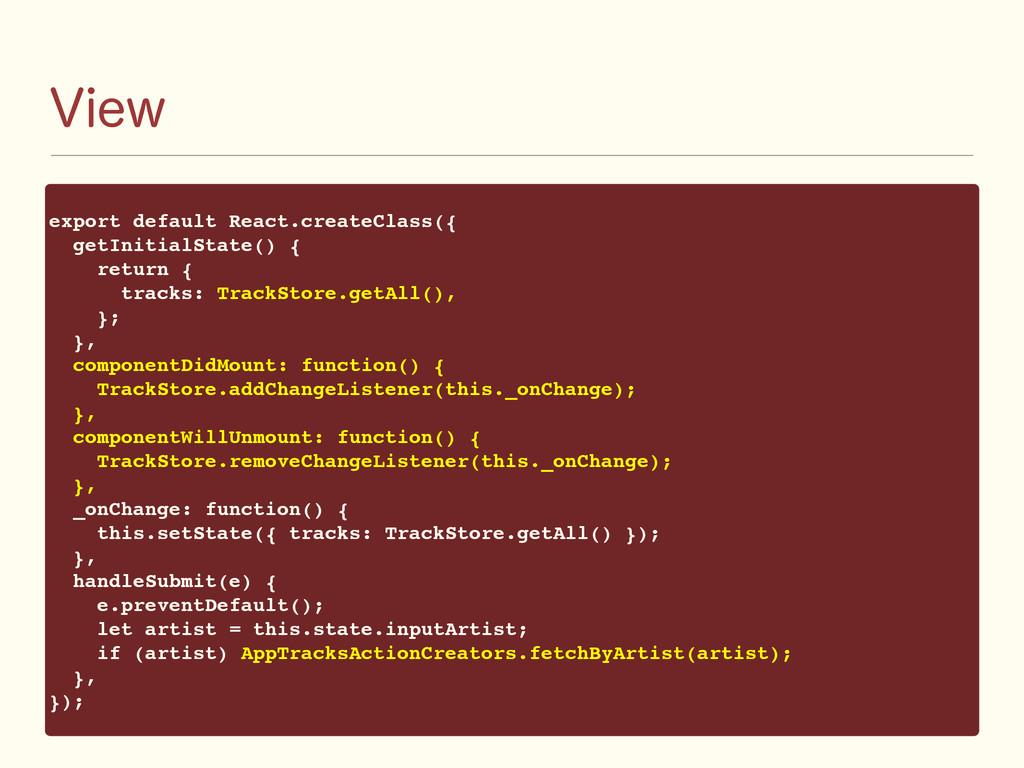 7JFX export default React.createClass({ getInit...