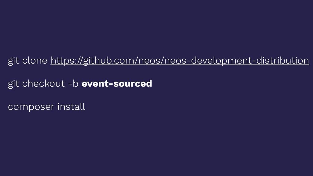 git clone https://github.com/neos/neos-developm...