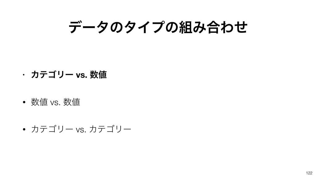 122 • ΧςΰϦʔ vs.  •  vs.  • ΧςΰϦʔ vs. ΧςΰϦ...