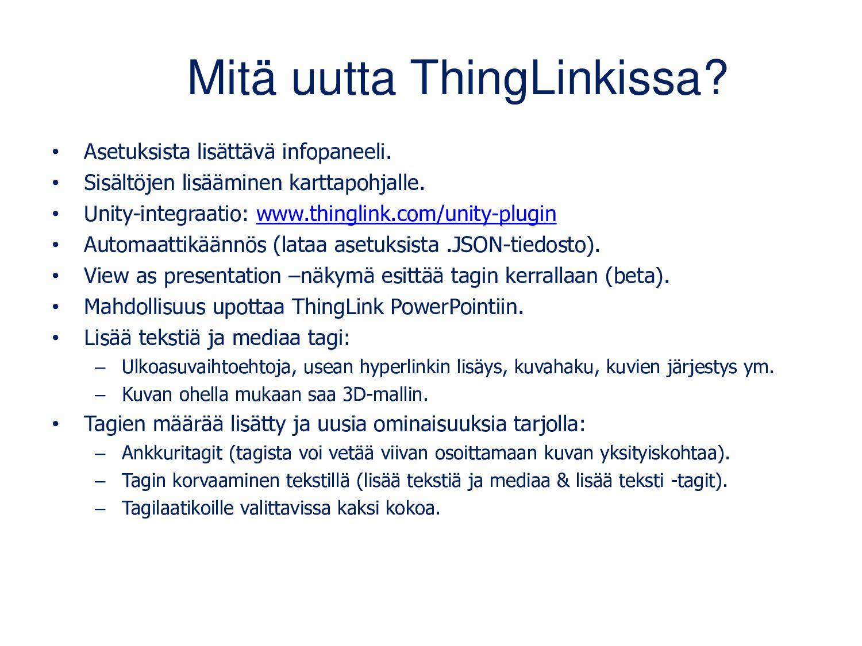 Poimintoja uudistuksista 2019-2020 • Äänitiedos...