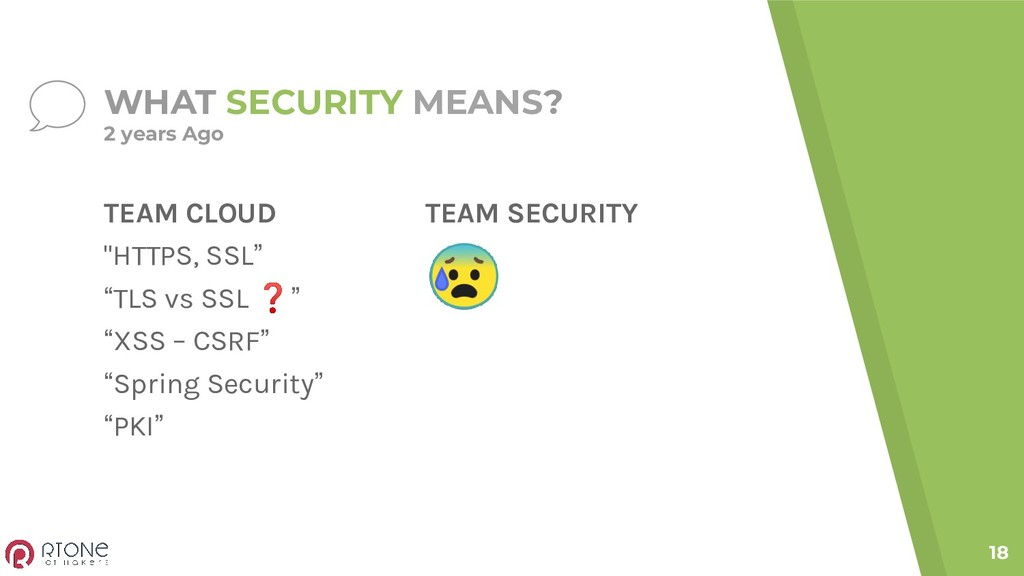 """WHAT SECURITY MEANS? 2 years Ago TEAM CLOUD """"HT..."""