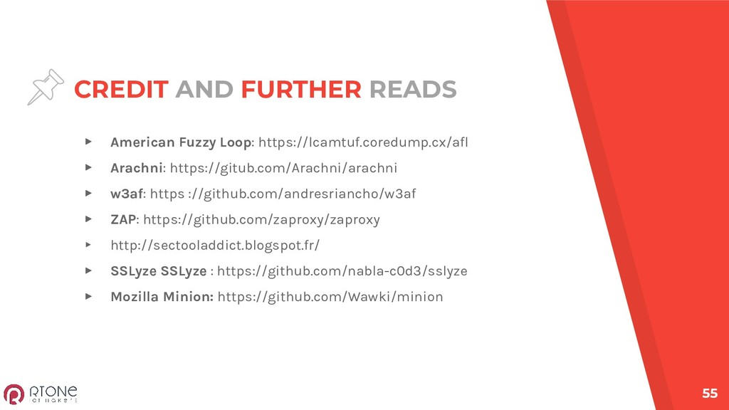 CREDIT AND FURTHER READS ▸ American Fuzzy Loop:...