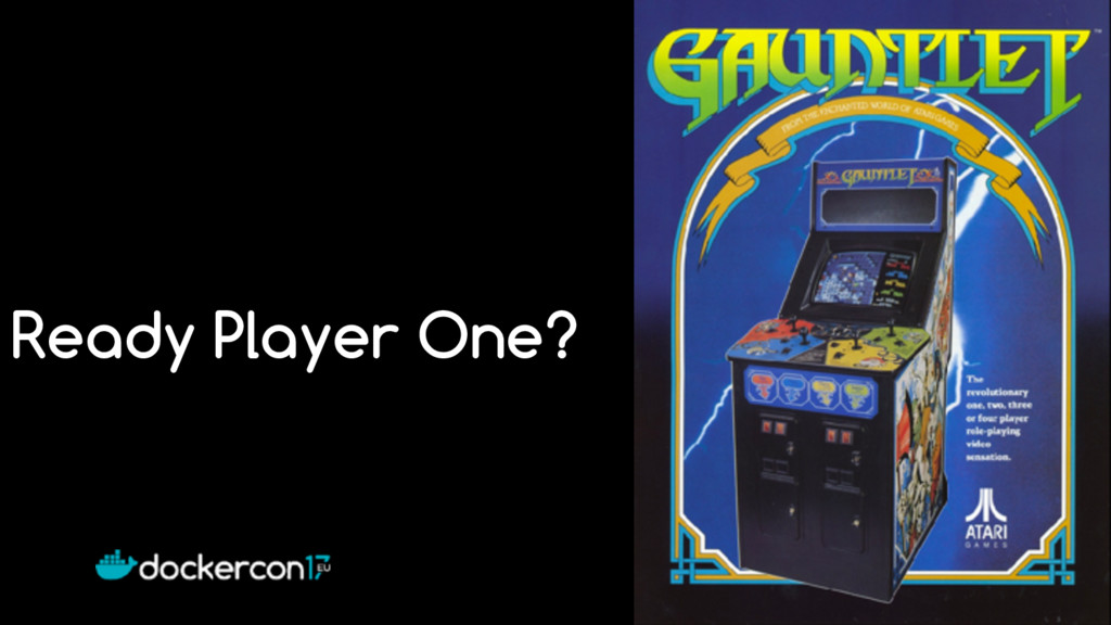Ready Player One?
