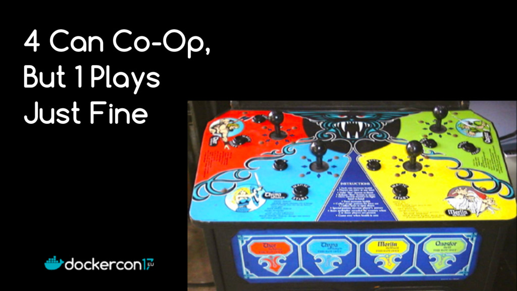 4 Can Co-Op, But 1 Plays Just Fine