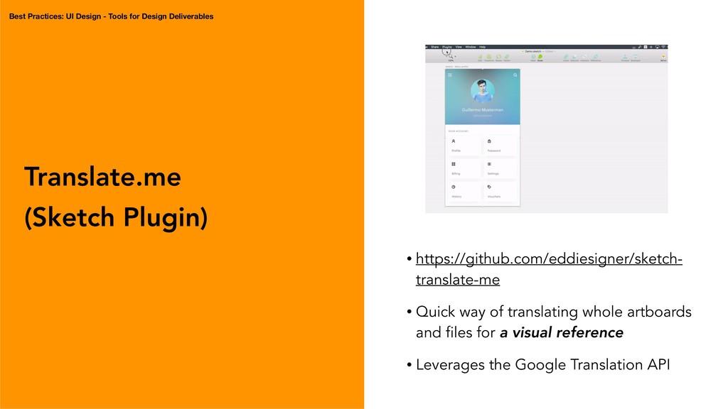 Translate.me (Sketch Plugin) • https://github.c...
