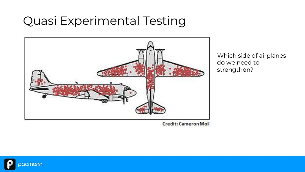Quasi Experimental Testing Which side of airpla...