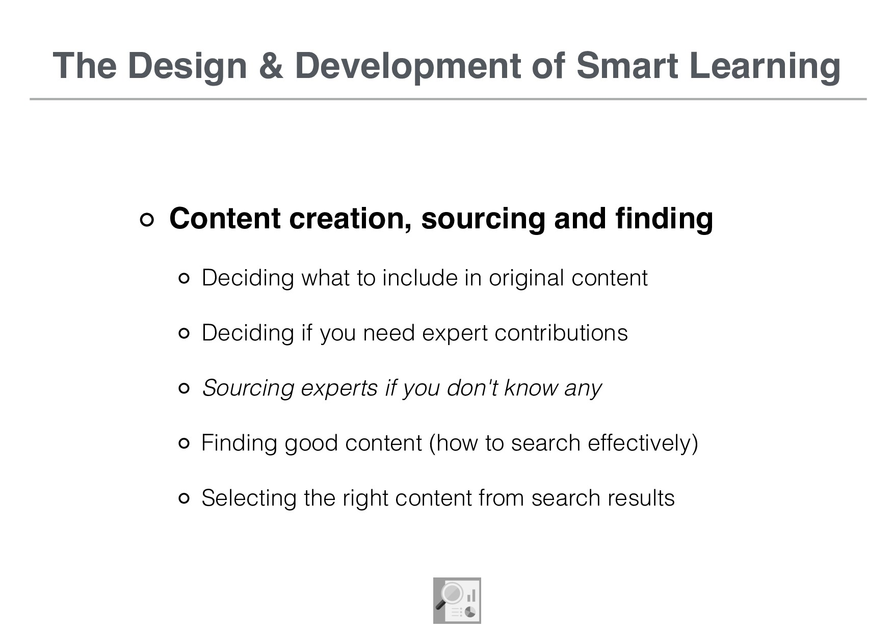 The Design & Development of Smart Learning Cont...