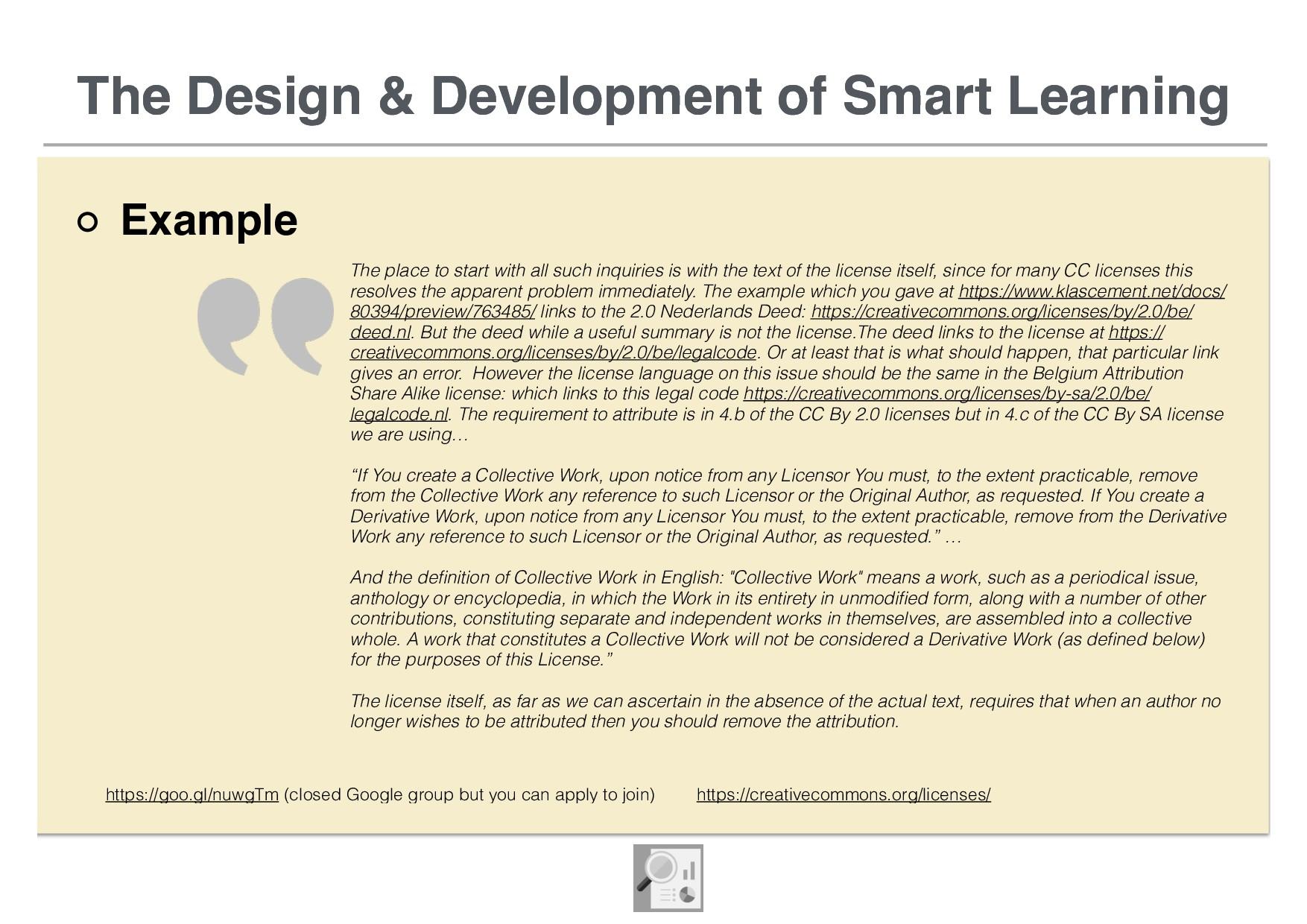 The Design & Development of Smart Learning Exam...