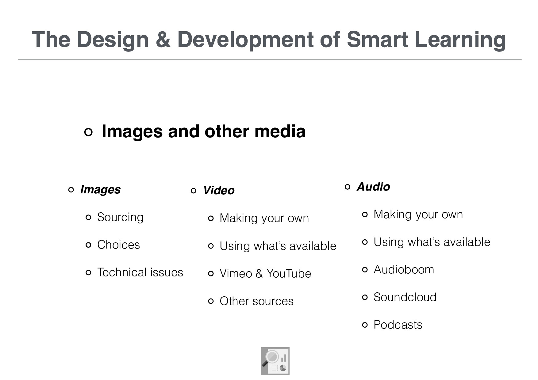 The Design & Development of Smart Learning Imag...