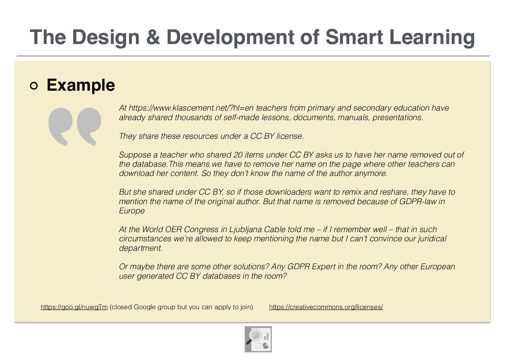The Design & Development of Smart Learning Exam...