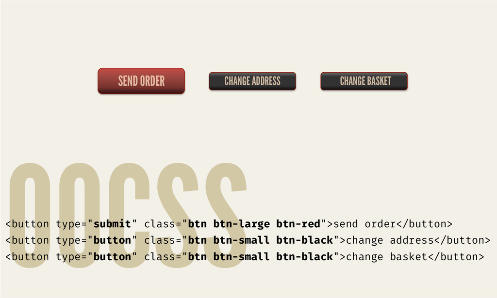 "OOCSS SEND ORDER CHANGE ADDRESS <button type=""s..."