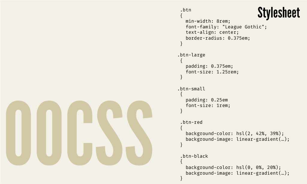 ".btn { min-width: 8rem; font-family: ""Leag..."