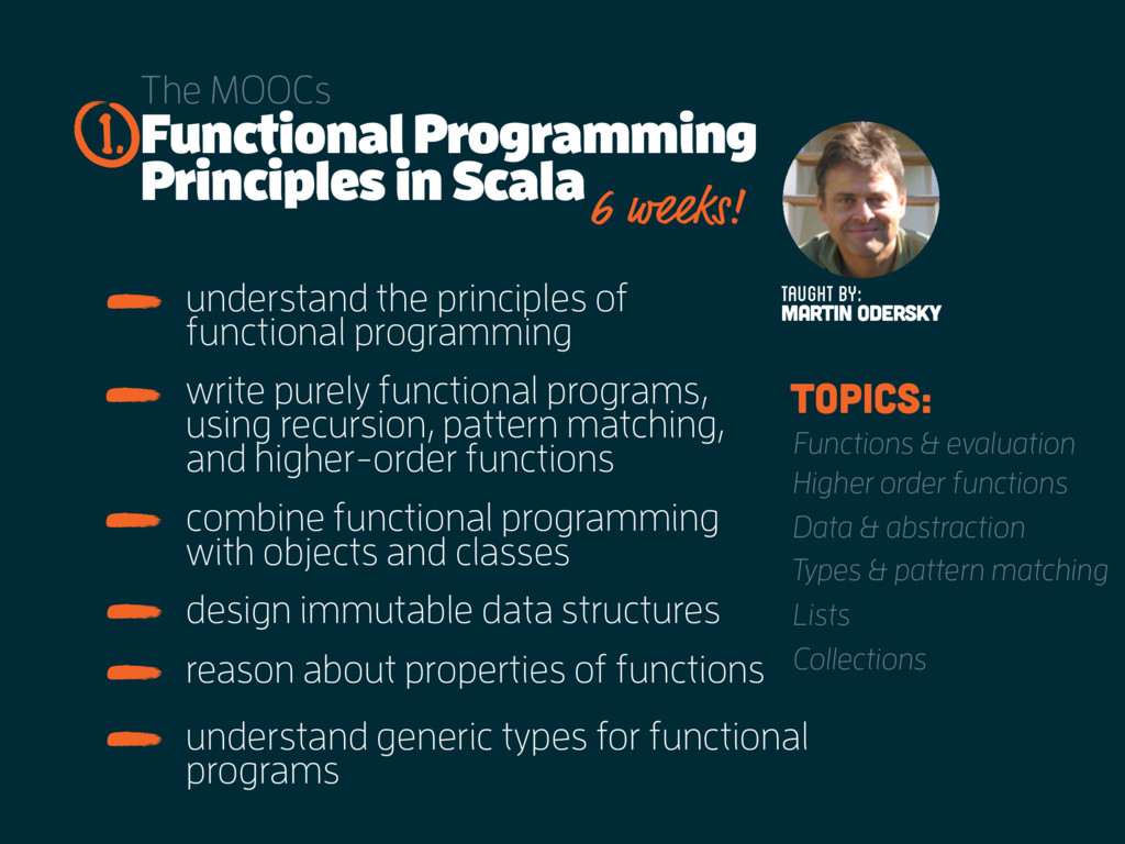 Functional Programming Principles in Scala The ...