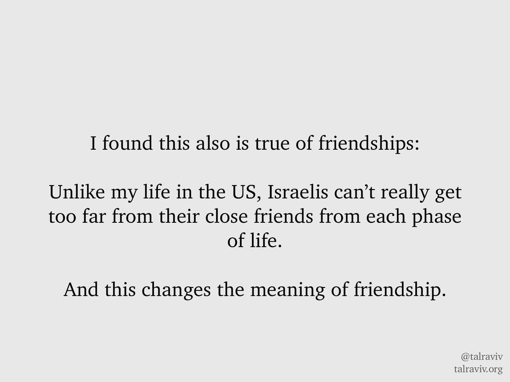 @talraviv talraviv.org I found this also is tru...