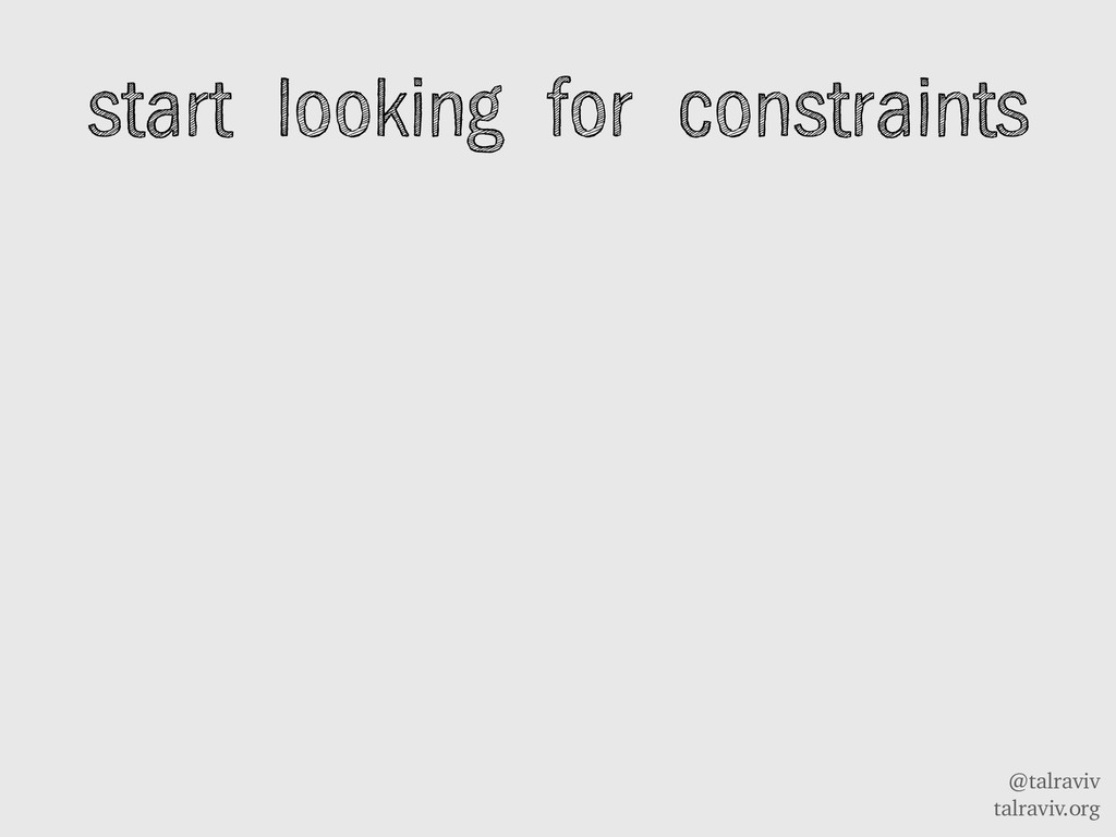 @talraviv talraviv.org start looking for constr...
