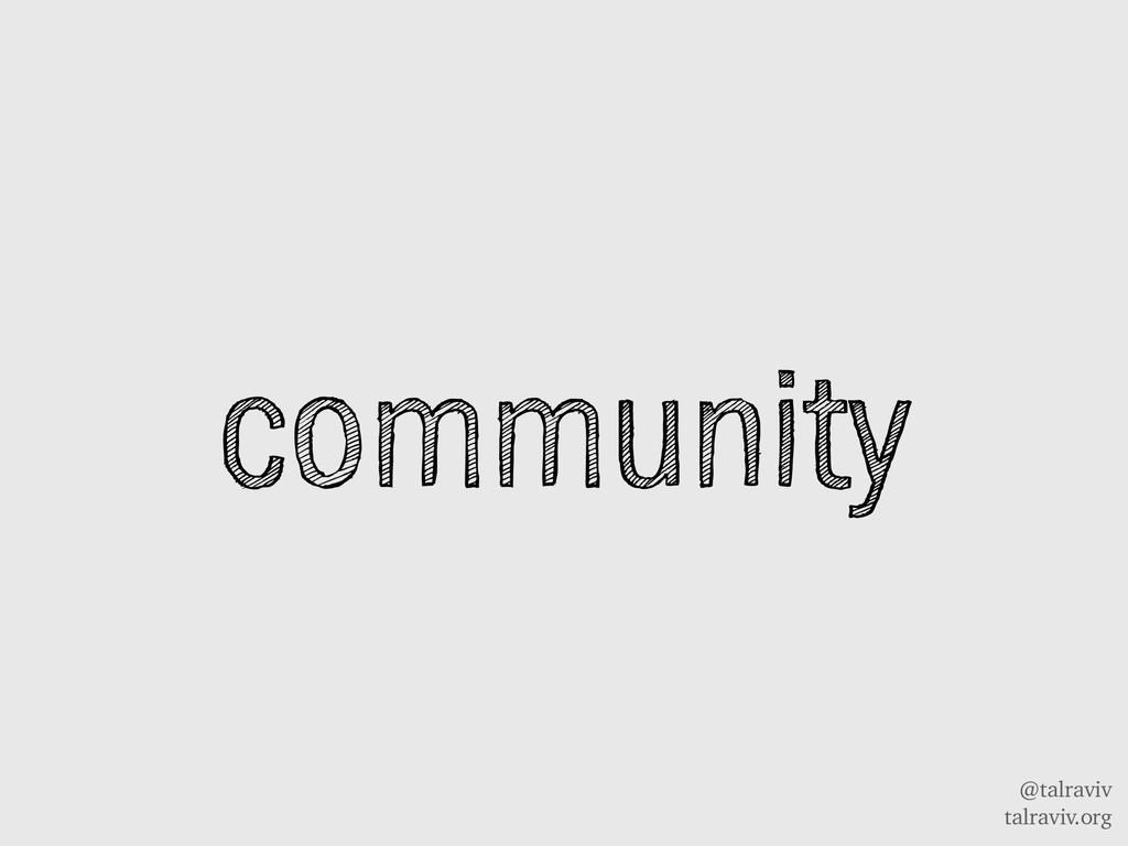 @talraviv talraviv.org community