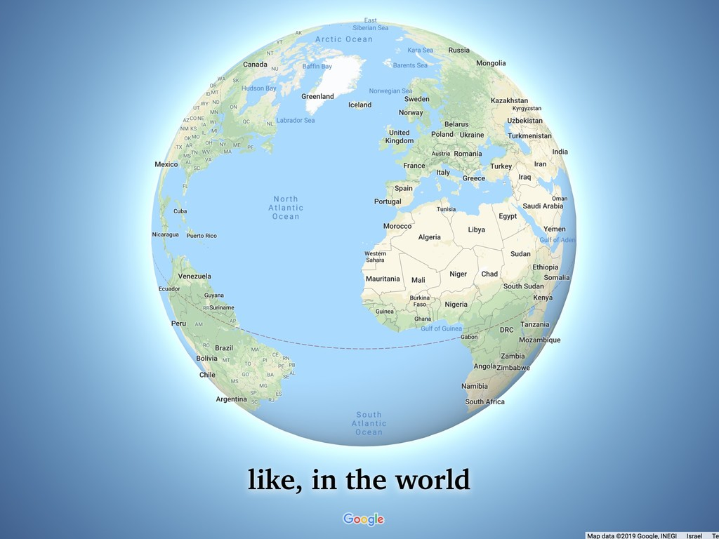 @talraviv talraviv.org like, in the world