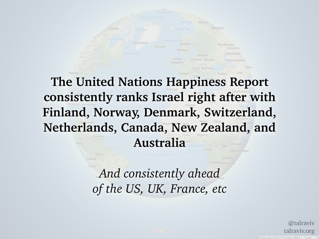 @talraviv talraviv.org The United Nations Happi...