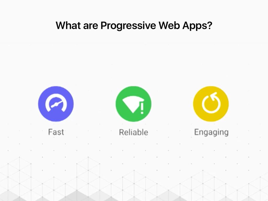 What are Progressive Web Apps?