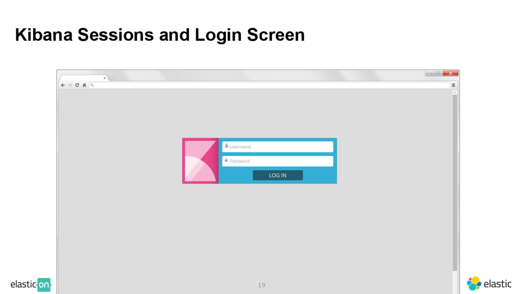 Kibana Sessions and Login Screen 19