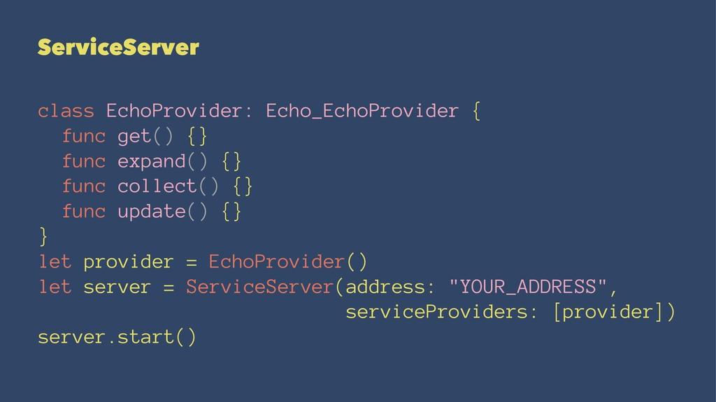ServiceServer class EchoProvider: Echo_EchoProv...