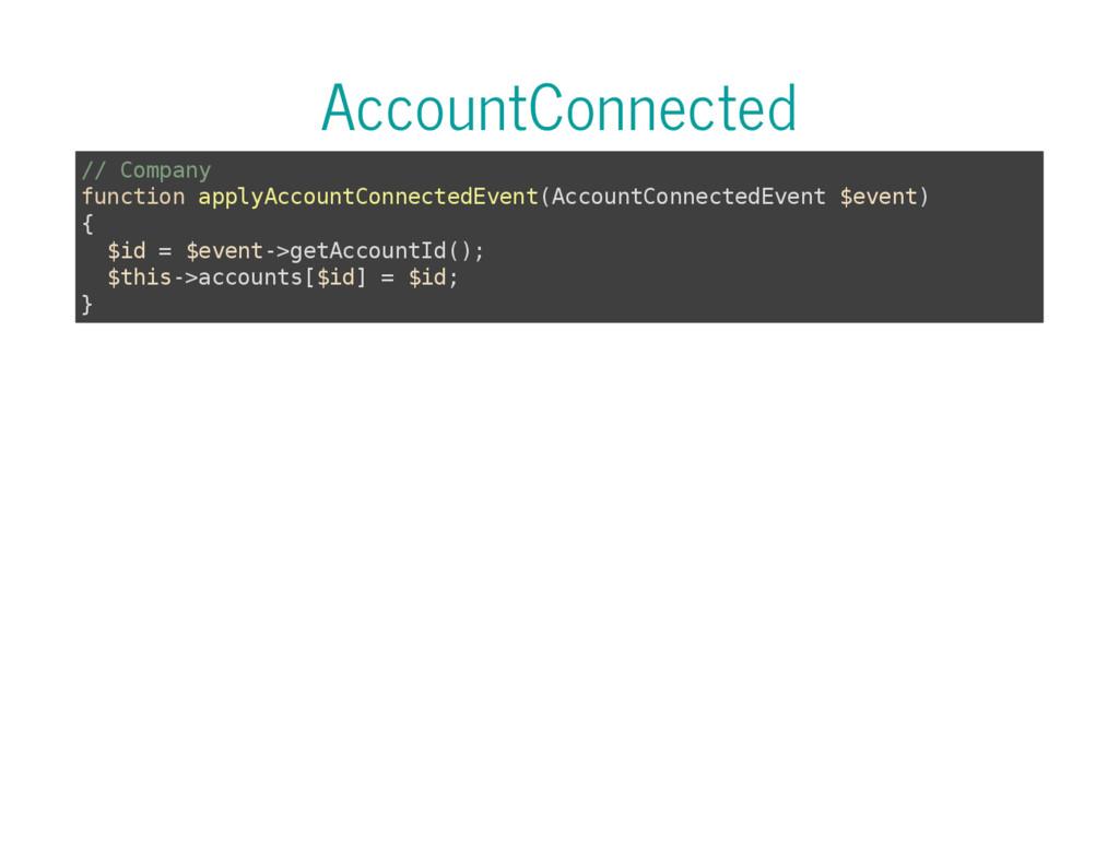 AccountConnected / / C o m p a n y f u n c t i ...