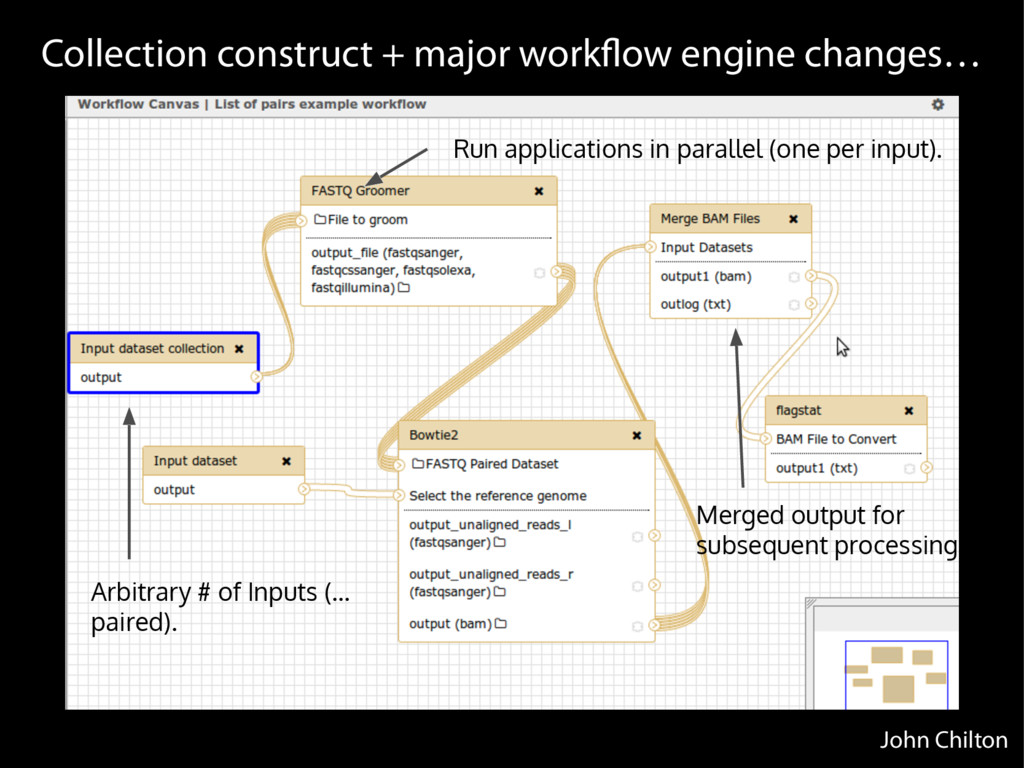 Collection construct + major workflow engine ch...