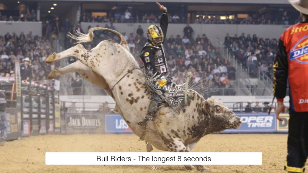 Bull Riders - The longest 8 seconds 36