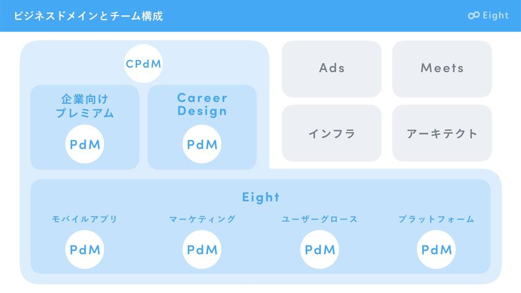 ϏδωευϝΠϯͱνʔϜߏ Career Design 企業向け プレミアム PdM PdM...