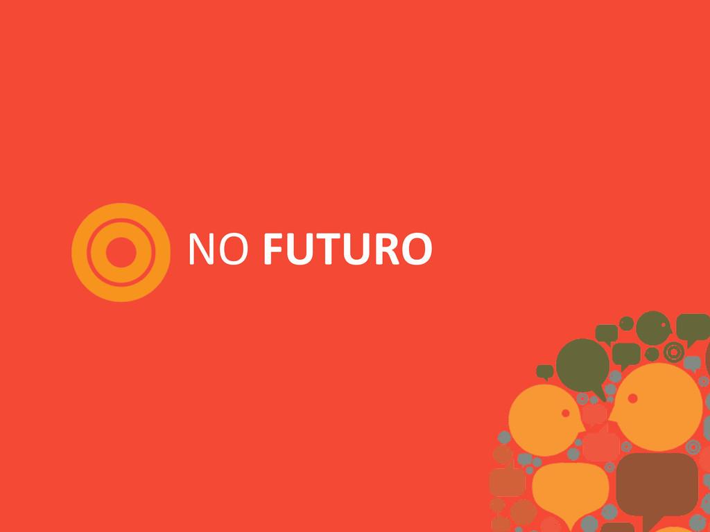 NO FUTURO