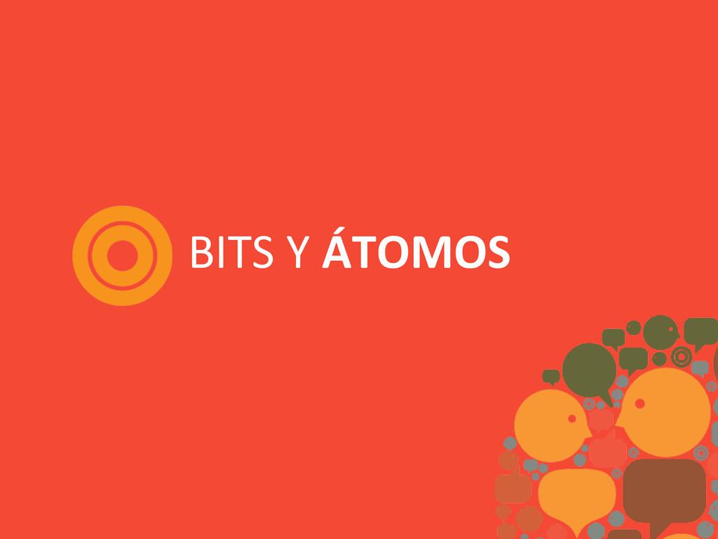 BITS Y ÁTOMOS
