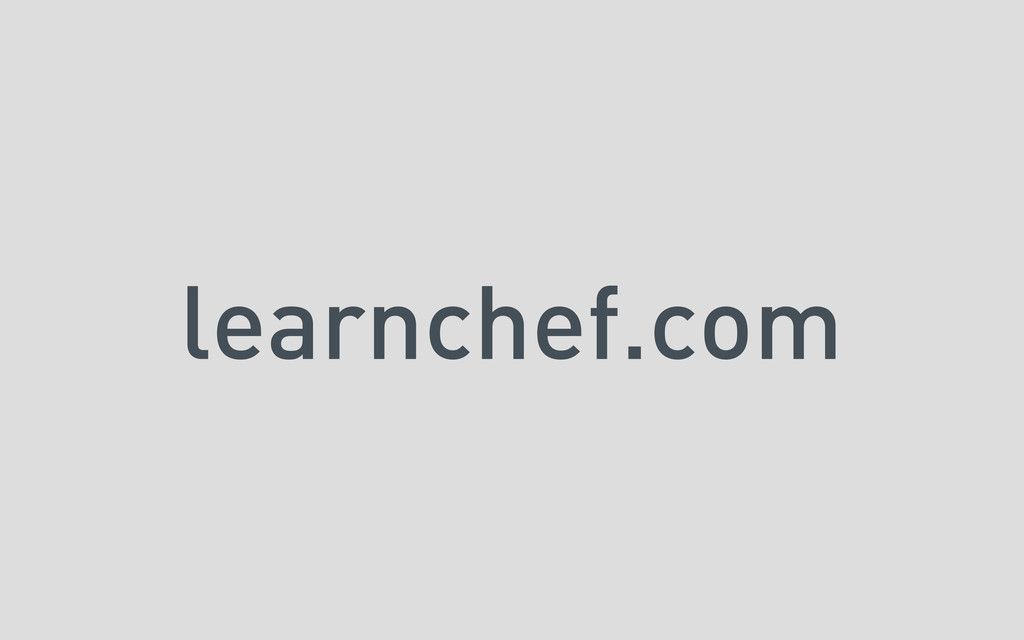 learnchef.com