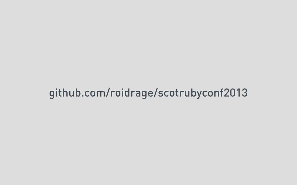github.com/roidrage/scotrubyconf2013