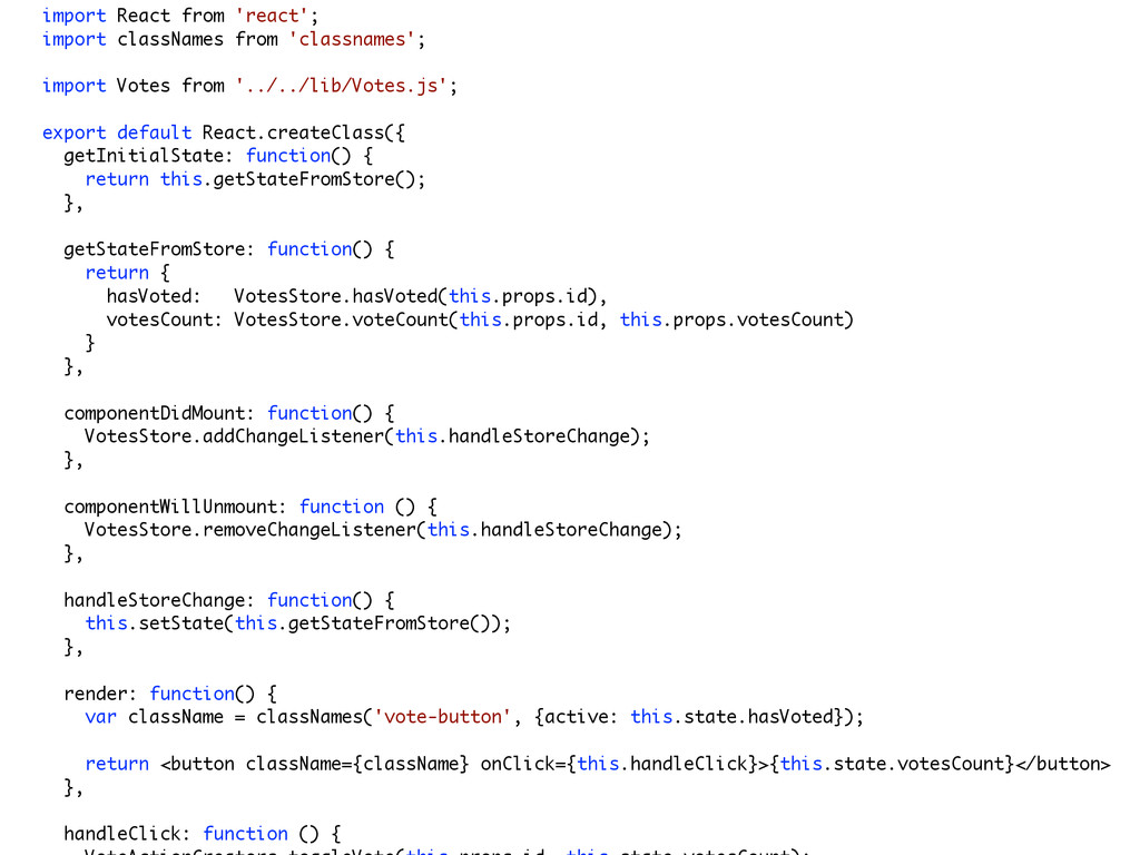 import React from 'react'; import classNames fr...